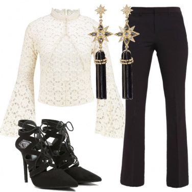Outfit Maniche oversize