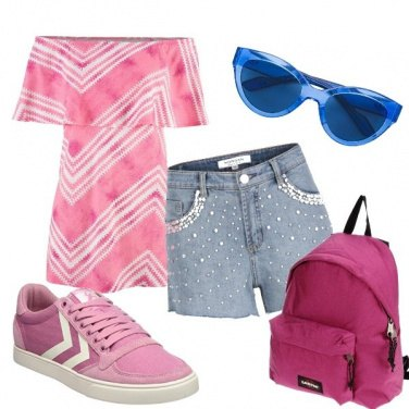 Outfit Look teenager