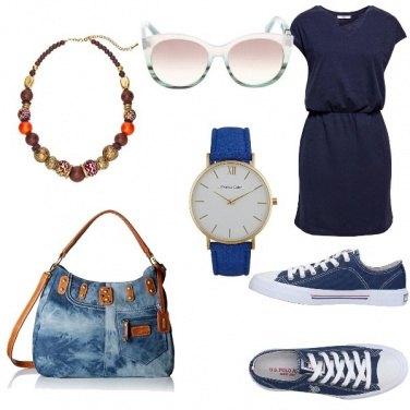 Outfit Urban, tempo libero al museo