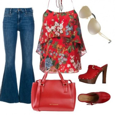 Outfit A tutto shopping!