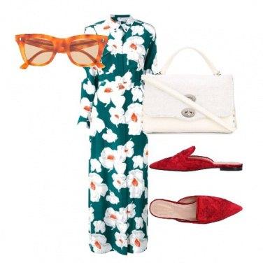 Outfit Raffinatezza e stile