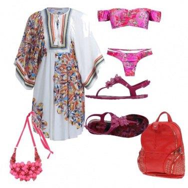 Outfit Dalla spiaggia all\'aperitivo