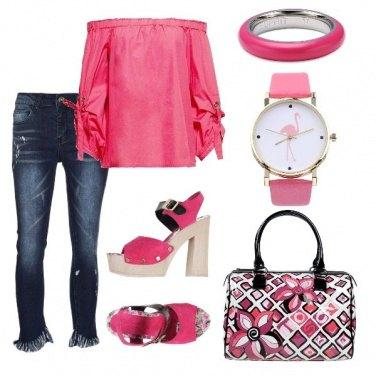 Outfit CMPS Spumante rosè