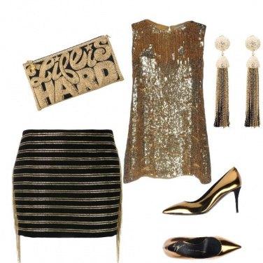 Outfit Regina discoteca