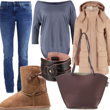 Outfit I primi freddi