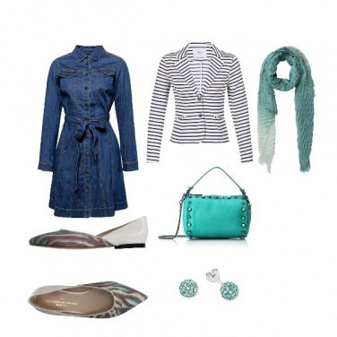 Outfit Shopping con stile