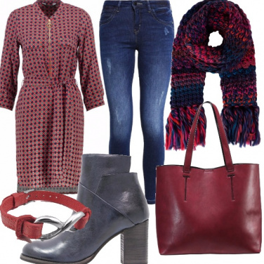 Outfit Mix di stagione