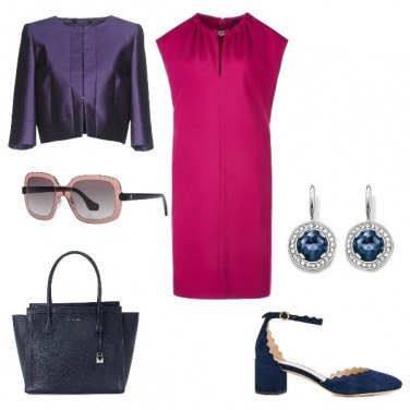 Outfit Analoga Donna