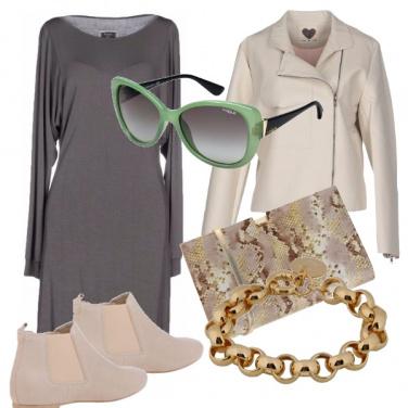Outfit Serata casual con amici