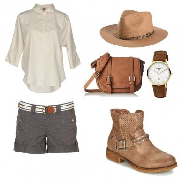 Outfit Come indiana jones