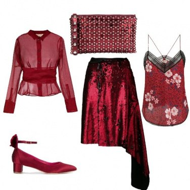 Outfit Disco night vinaccia
