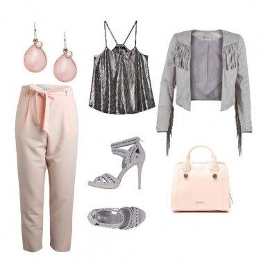 Outfit Serata di contrasti