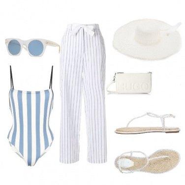 Outfit Metti una cena al mare