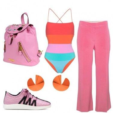 Outfit Di ritorno dal mare