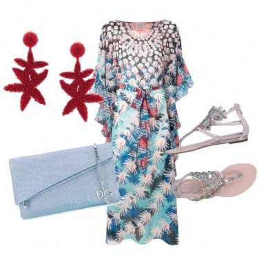 Outfit Capri by night