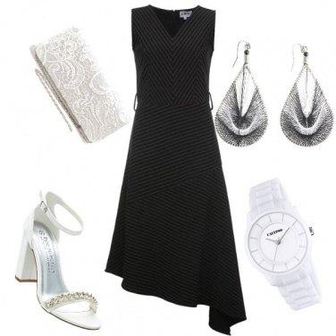 Outfit Elegante con un minuscolo budget