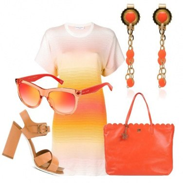 Outfit Tramonto d'estate