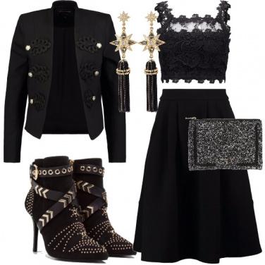 Outfit Il sottogiacca da festa