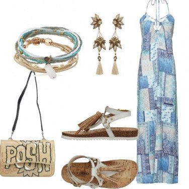 Outfit Tofly_cena in spiaggia