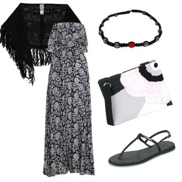 Outfit Cena in spiaggia