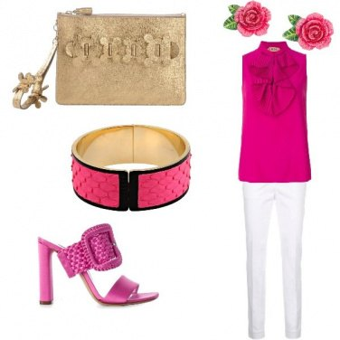 Outfit The Woman in Pink