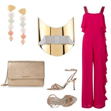 Outfit Pink party