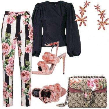 Outfit Tema: fiori