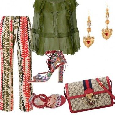 Outfit Fantasie e colori