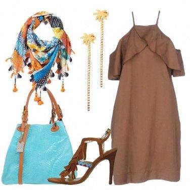Outfit Ispirazione etnica in città