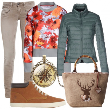 Outfit Nel bosco