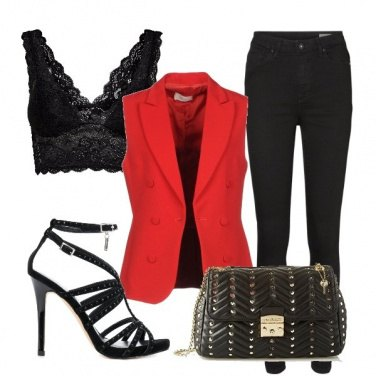 Outfit Sexy #2256