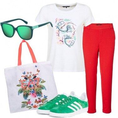 Outfit Freschezza d\'estate