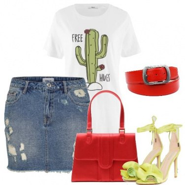 Outfit Cactus T