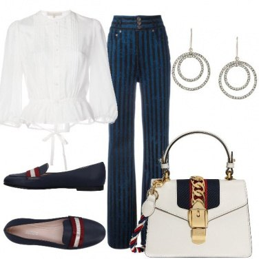 Outfit Meeting di lavoro