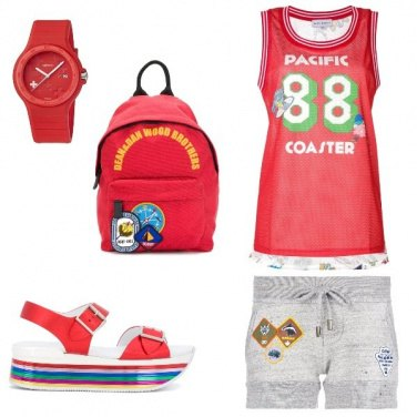Outfit Teen Fashion