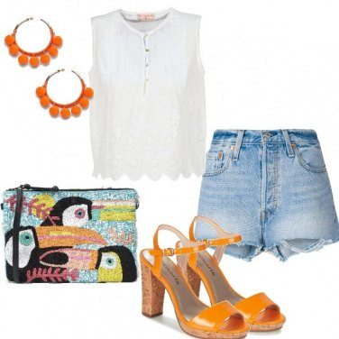 Outfit Tofly_passeggiata estiva