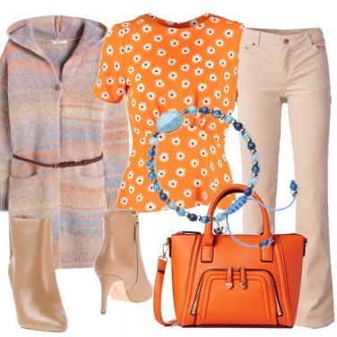 Outfit Colori vivaci per l\'autunno