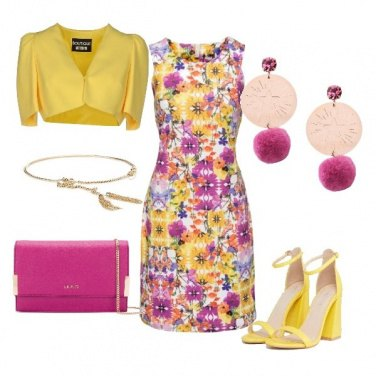Outfit Flower power #02