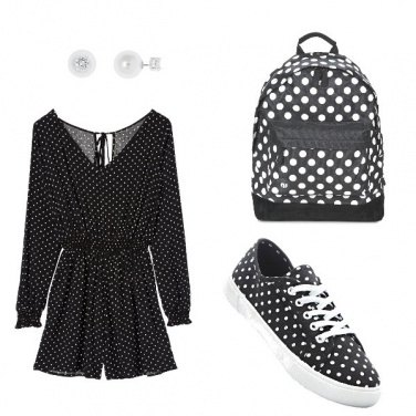 Outfit Passione Pois