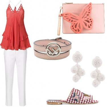 Outfit Chic Butterfly