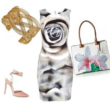 Outfit Sbocciano fiori
