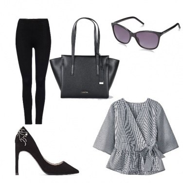 Outfit Black day