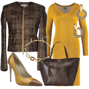 Outfit Luce d\'autunno