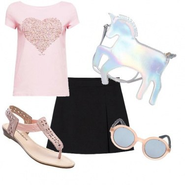 Outfit Unicorni