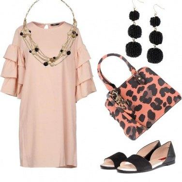 Outfit Un tocco felino