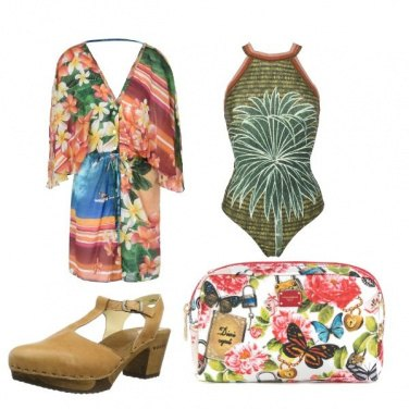 Outfit Etnico #2620
