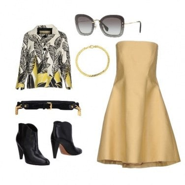Outfit Diva rock