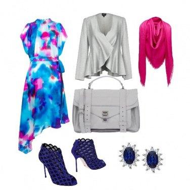 Outfit Giornata a colori