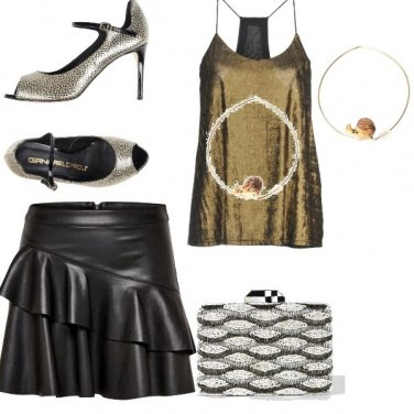 Outfit Rock #2183