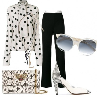 Outfit Bianco!
